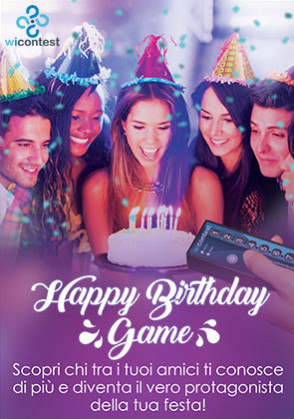 HAPPY BIRTHDAY GAME