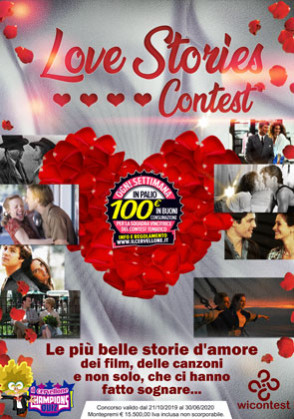 LOVE STORIES CONTEST