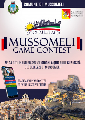 MUSSOMELI GAME CONTEST
