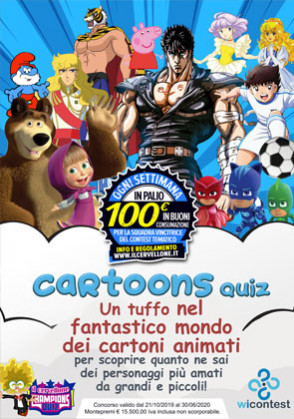 CARTOONS QUIZ