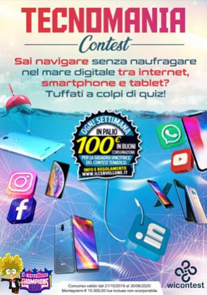 TECNOMANIA Contest