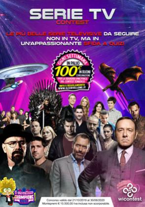 SERIE TV CONTEST