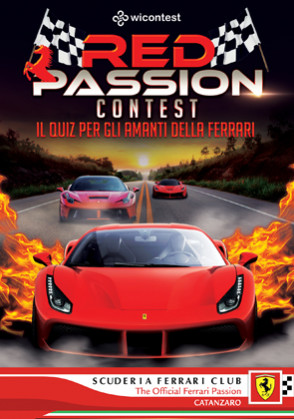 RED PASSION CONTEST