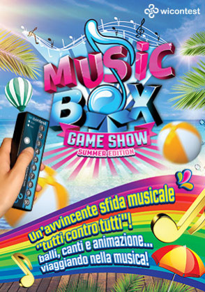 Music Box Game Show