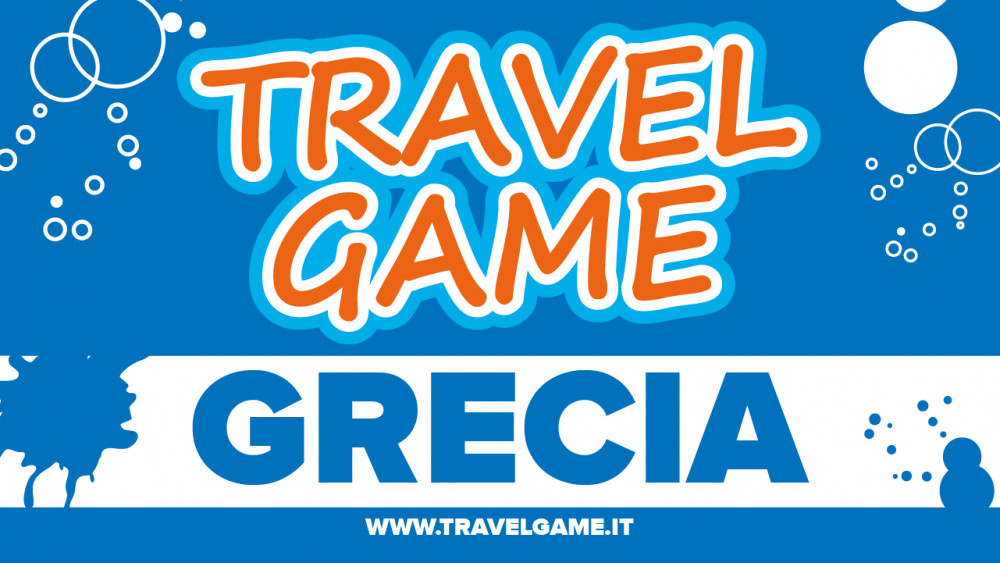 Travel Game Grecia