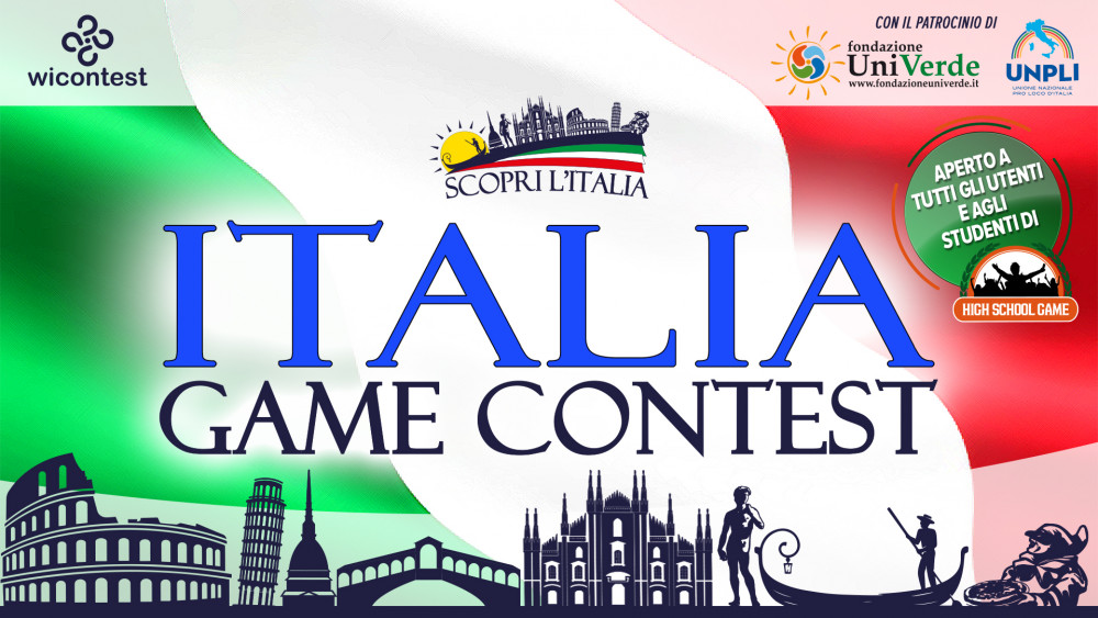 ITALIA GAME CONTEST