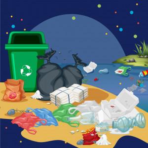 L'inquinamento da plastica